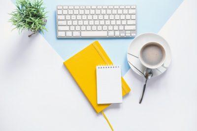 Keep desk organized