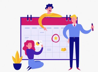 calendar management manage