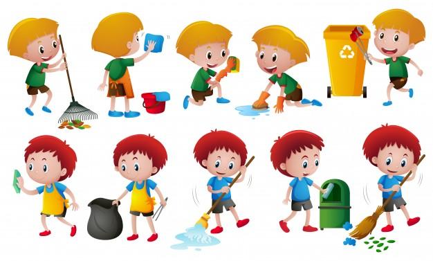 organize chores
