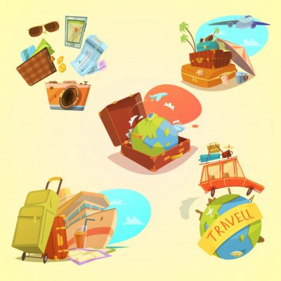 Travel money organizer tips