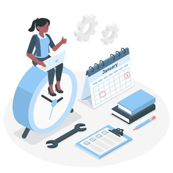 Custom Out of office Vacation responders Gmail Gsuite
